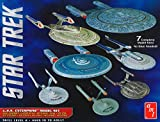 AMT Star Trek U.S.S. Enterprise Box Set 1:2500