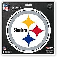 NFL Pittsburgh Steelers Unisex Pittsburgh Steelers Decal Die Cutpittsburgh Steelers Decal Die Cut, Team Color,