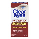 Clear Eyes Maximum Strength Itchy Eye Relief Drop, 15ml