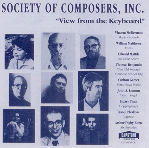Price comparison product image View from the Keyboard (Society of Composers,  Inc.,  No. 1)