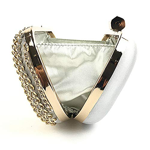 des d'embrayage Messenger bandoulière Cheongsam Gold avec silver la de tout femmes Messenger sac carré sac Sac à bandoulière Vintage strass soirée FZHLY main fourre robe boîte à sac 0qtFInSw