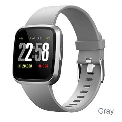 ATpart Fitness Trackers, Fitness Pulsera V12C Smart Pulsera ...