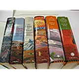 Earth's Children Series, Complete 6 Book Hardcover Set (Earth's Children, 1-6)