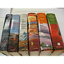 Earth's Children Series, Complete 6 Book Hardcover Set (Earth's Children, 1-6)