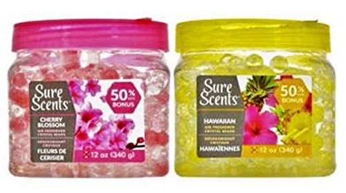 air-freshener-crystal-beads-cherry-blossom-and-hawaiian-2-pk