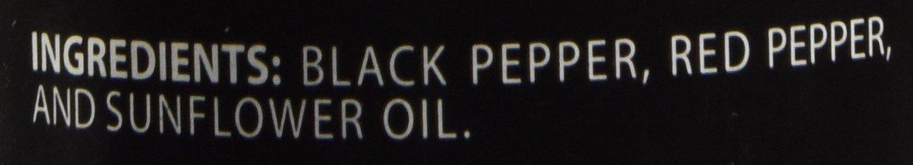 McCormicks HOT SHOT - Black & Red Pepper Blend 2.62oz (4 Pack)