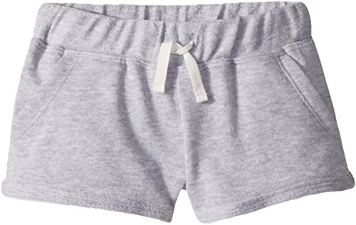 Splendid Big Girls' Cuffed Short, Ice Grey Heather, 12 by Splendid