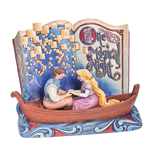 Magical Night Storybook Tangled Hand Painted 4043625 Rapunzel (Magical Storybook)