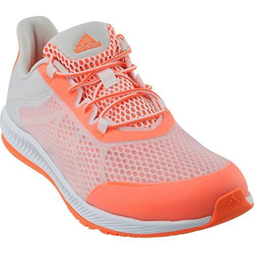 adidas Women's Shoes | Gymbreaker Bounce B Cross-Trainer, White/Easy Orange/Easy Orange, (9.5 M US)