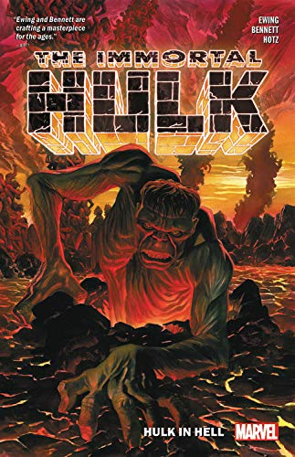 Immortal Hulk Vol. 3: Hulk in Hell (The Incredible Hulk)]()