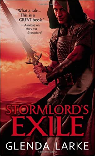 Stormlords Exile (Stormlord Trilogy Book 3)