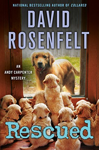 Rescued: An Andy Carpenter Mystery (An Andy Carpenter - David Dog