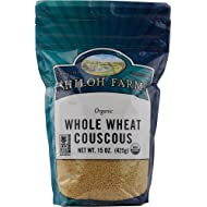 Shiloh Farms: Whole Wheat Couscous 15 Oz (6 Pack)