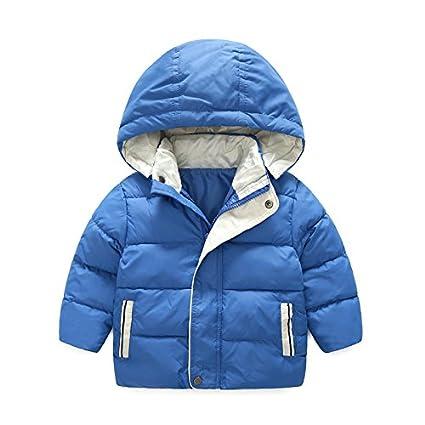 the latest 8901a 7fc77 Zorux - Nuovo giacca invernale da ragazzo con cappuccio ...