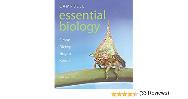 Campbell essential biology 6 eric j simon jean l dickey kelly campbell essential biology 6 eric j simon jean l dickey kelly a hogan jane b reece amazon fandeluxe Images