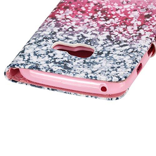 Ecoway Serie pintada Caja del teléfono de moda para Samsung Galaxy A3 2017/A320 - Starry sky Starry sky