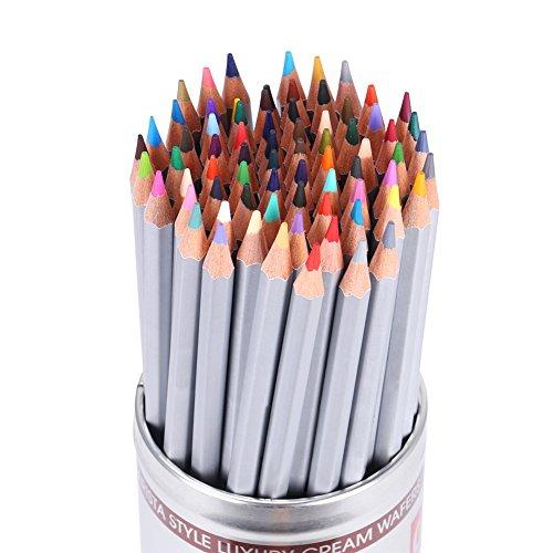 crayons de couleur professionnels coloriage adulte