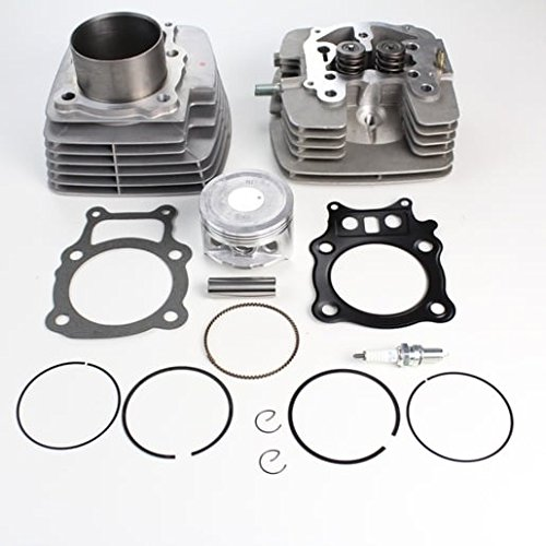 n Gasket Cylinder Head Kit for Honda Rancher TRX350 2000-2006 ()