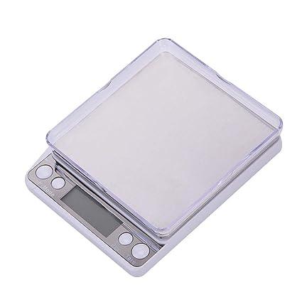 Wovemster Básculas de Cocina Digitales, Básculas de Cocina Multifuncionales, Básculas de Cocina, Ultra