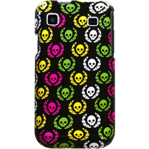 Cute Skulls Phone Case Cover for Samsung T959 Vibrant T959V Galaxy S 4G