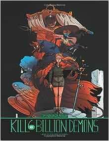 Kill 6 billion demons book 4