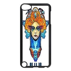 Custom Case Egyptian style For Ipod Touch 5 Q3V983435