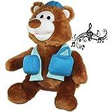 Cute Bear Animated Singing Hava Nagila Plush Toy