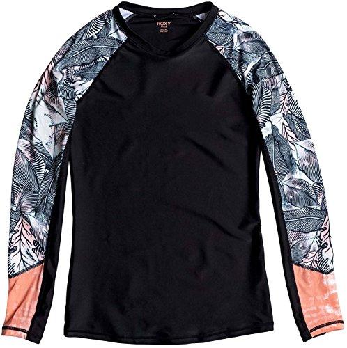 록시 Roxy Womens Long Sleeve Fashion Lycra Rashguard