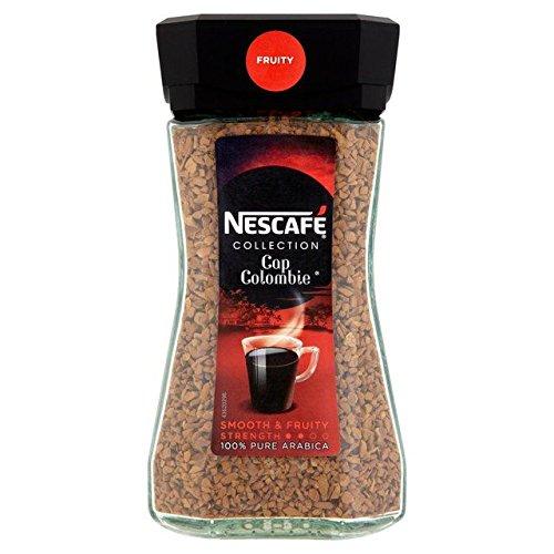 Nescafe Cap Colombie Freeze Dried Instant Coffee 100g