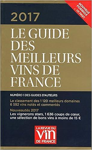 Téléchargement Le Guide vert des meilleurs vins de France 2017 epub pdf