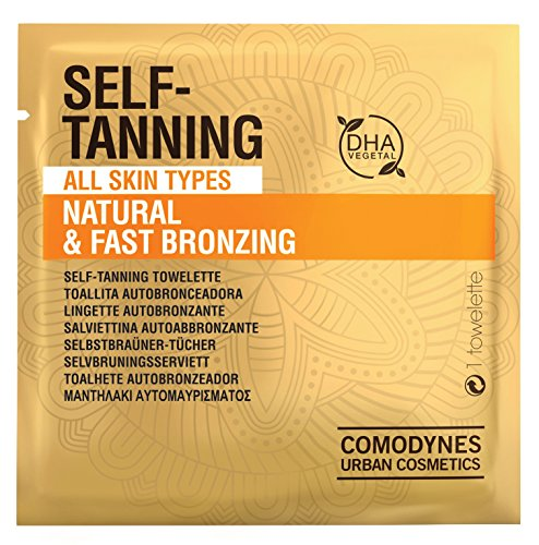 24 pack COMODYNES Self Tanner Towels product image