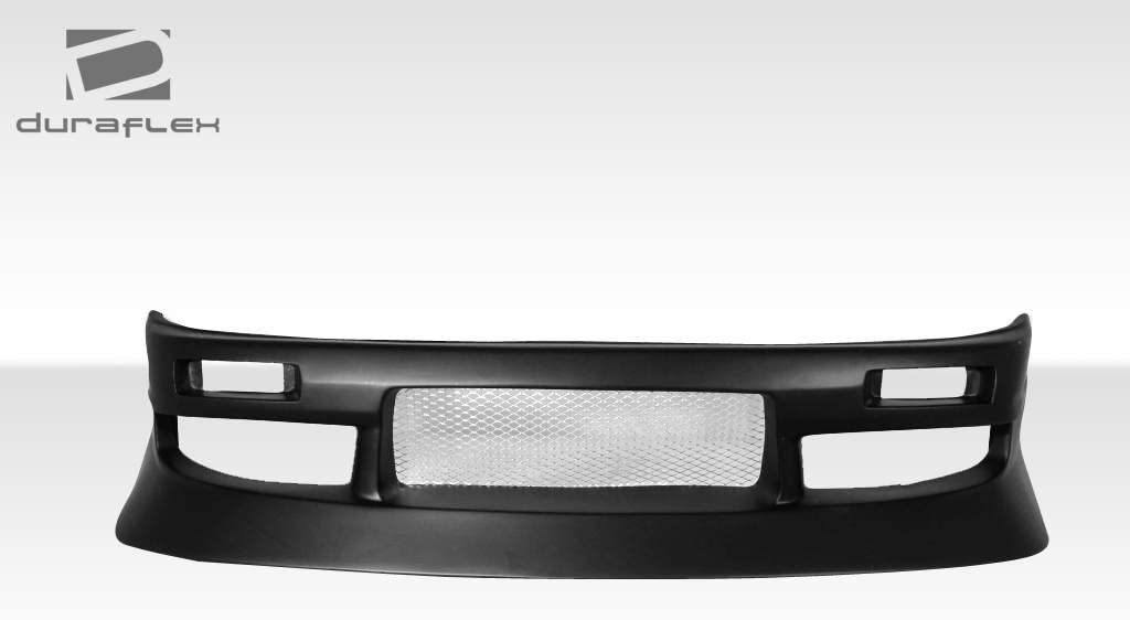 Brightt Duraflex ED-FOP-479 Type U Front Bumper Cover Compatible With S13 Silvia 1989-1994 1 Piece Body Kit