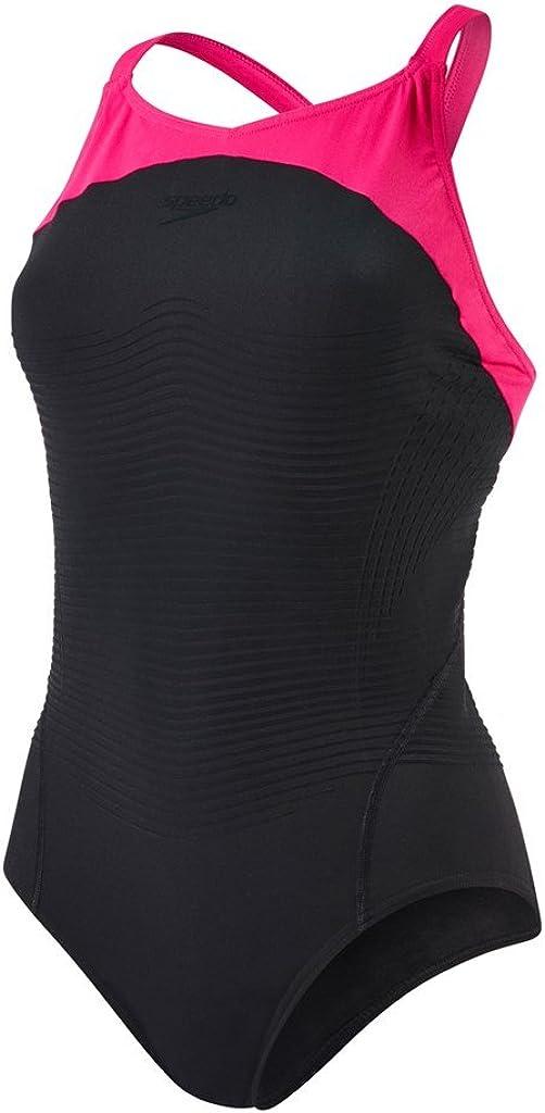 Speedo Women Fit Power Form Xback Swimsuit