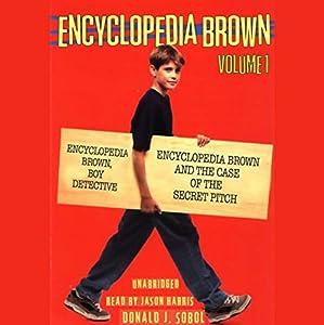 Encyclopedia Brown Mysteries Audiobook