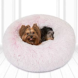"""Friends Forever Luxury Pet Calming Bed for Dogs 
