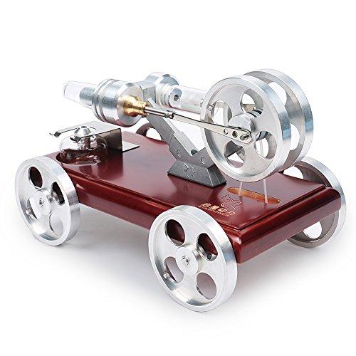 ELENKER Stirling Engine Vehicle QX-XC-01