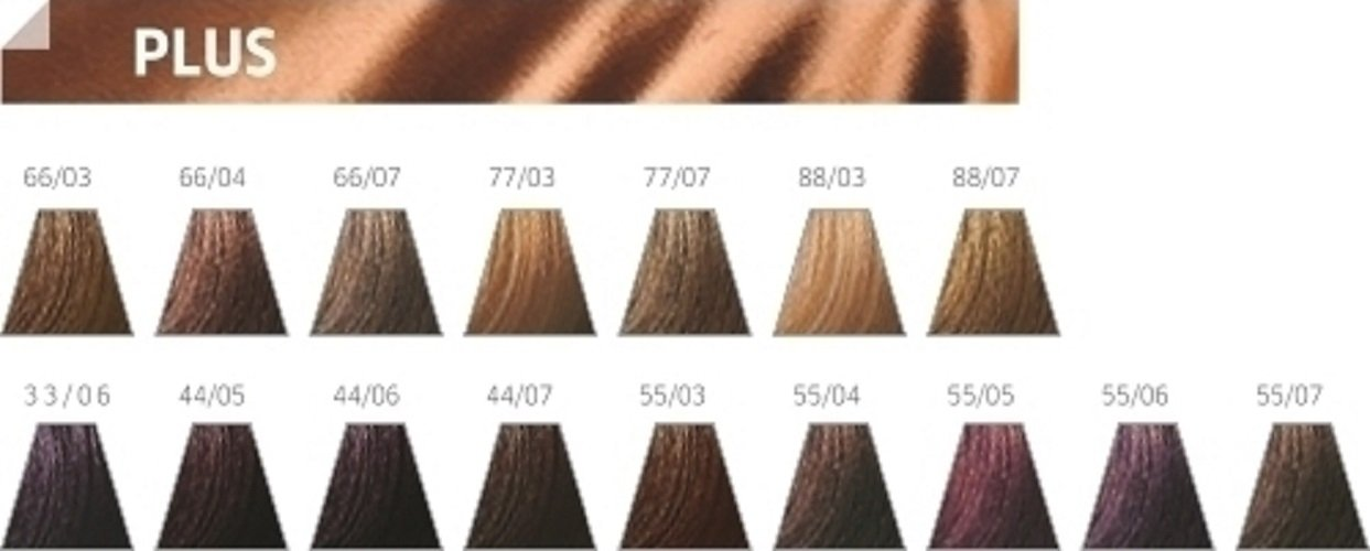 wella color touch farvekort