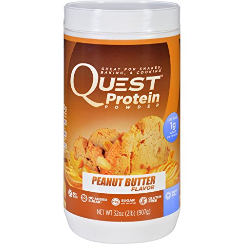 Quest Protein Powder Peanut Butter 2lbs - 6