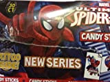 Marvel Spider Man Candy Sticks