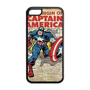 Marvel Comics Captain America Case For Sam Sung Note 4 Cover Silicone