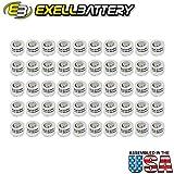 50pc Exell A14PX V14PXA A14PX PX14A TR112 EPX14 3V Alkaline Battery