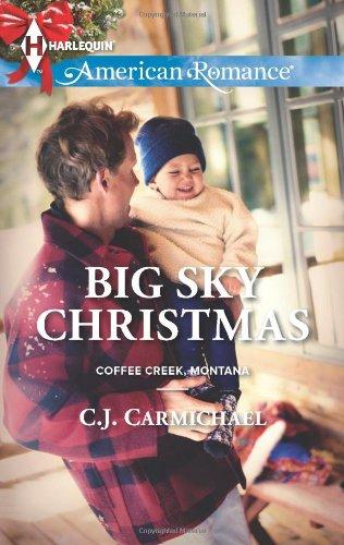Harlequin Coffee (Big Sky Christmas (Harlequin American Romance\Coffee Creek, Montana))