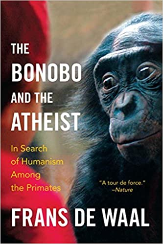 Image result for bonobo and the atheist