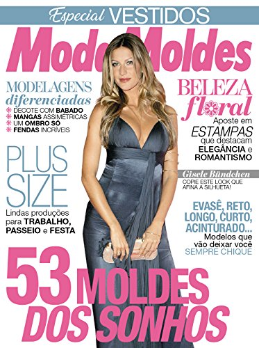 Moda Moldes Especial 23 (Portuguese Edition) by [Editora, On Line]
