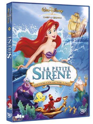 La Petite sirène [Alemania] [DVD]: Amazon.es: John Musker ...