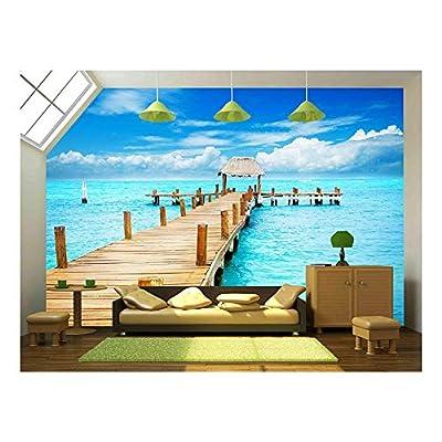 Original Creation, Wonderful Expert Craftsmanship, Vacation in Tropic Paradise Jetty on Isla Mujeres Mexico