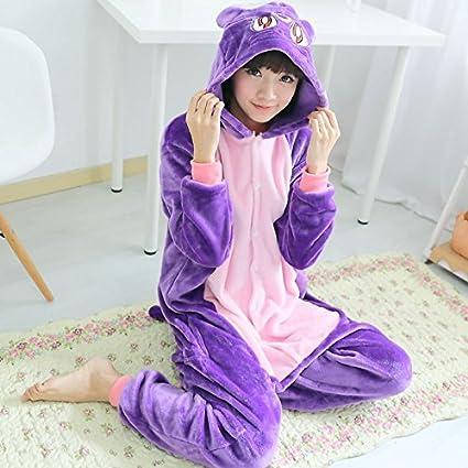 MH-RITA Anime Sailor Moon Cosplay Diana Pijamas Ropa de cama ...