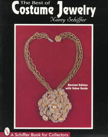 Nw Costumes Jewelry (The Best of Costume Jewelry (A Schiffer Book for Collectors))