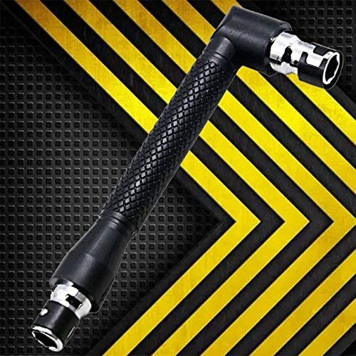 NancyMissY ミニデュアルユースソケットレンチ6.35空気圧ドライバー/スクリュードライバー/スクリュードライバーコネクティングロッドハンドル