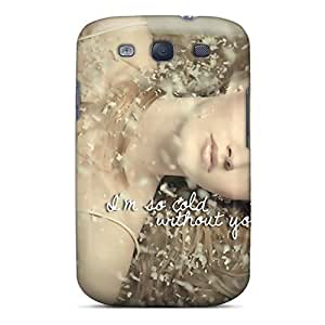 Mialisabblake Snap On Hard Case Cover Im So Cold Protector For Galaxy S3